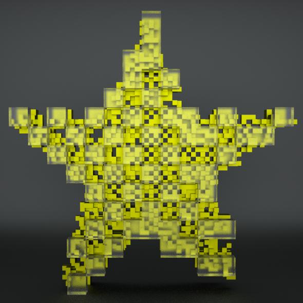 3DOcean Star 3552621