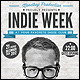 Indie Week Flyer/Poster - GraphicRiver Item for Sale