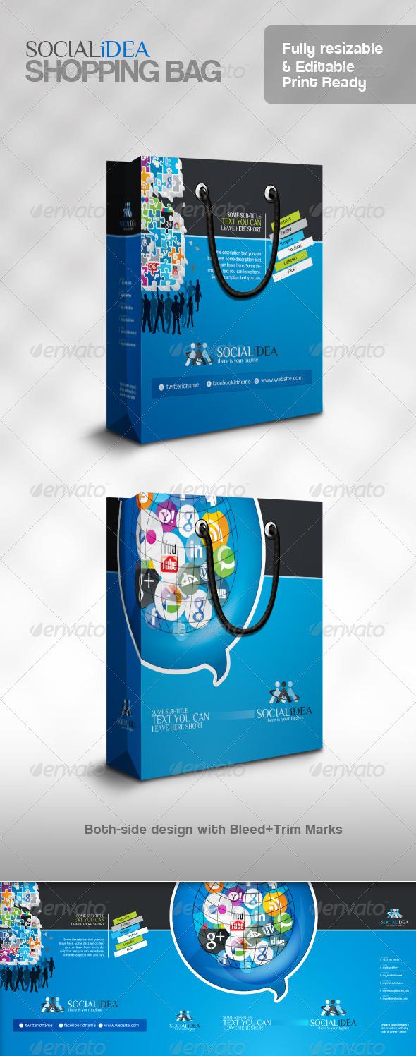 GraphicRiver Socialide Multipurpose Social Media Shopping Bag 3552655