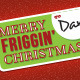 Christmas Gift Tag Stickers - Fun Phrases - GraphicRiver Item for Sale