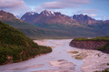 Alaskan Mountain River - PhotoDune Item for Sale