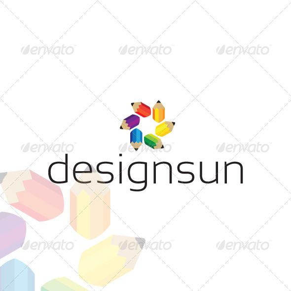 GraphicRiver Designsun Logo 3554218