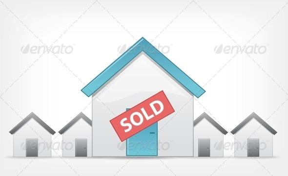 GraphicRiver Sold Home 3554706