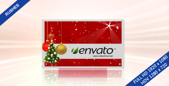 VideoHive Christmas Greetings 3554796