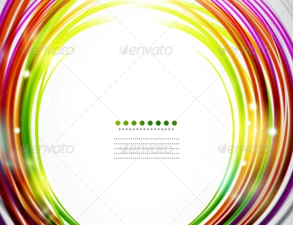 GraphicRiver Abstract Circles Background 3555333