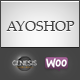 AyoShop - Responsive Ecommerce Child Theme