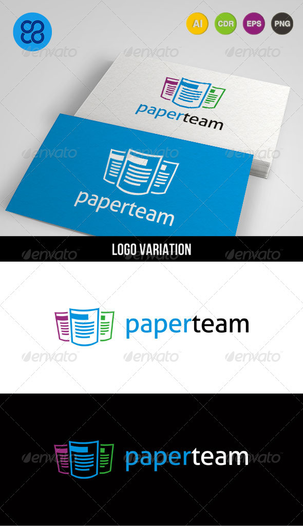 Paperteam Logo