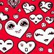 Doodle Heart Set - GraphicRiver Item for Sale