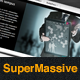 SuperMassive: Professional WordPress/BuddyPress Theme - ThemeForest Item for Sale