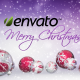 Happy Holidays - Rolling Christmas Ornaments - VideoHive Item for Sale