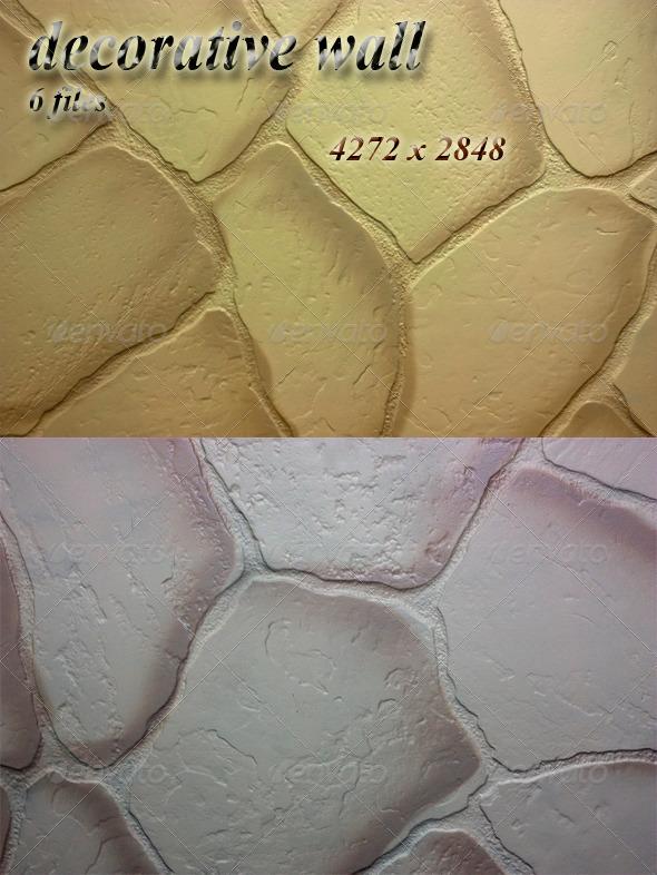 GraphicRiver Decorative Wall 3560983
