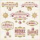 Vintage Christmas Labels - GraphicRiver Item for Sale
