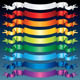 Multicolored Shiny Ribbons - GraphicRiver Item for Sale