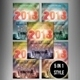 New Year Party Flyer / Poster - GraphicRiver Item for Sale