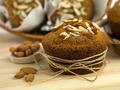 delicious almond muffins - PhotoDune Item for Sale