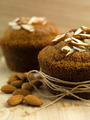 breakfast nutritious almond muffins - PhotoDune Item for Sale
