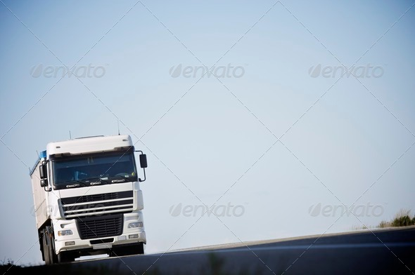 PhotoDune truck 3564367