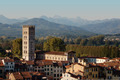 Lucca Cathedral and Panorama - PhotoDune Item for Sale