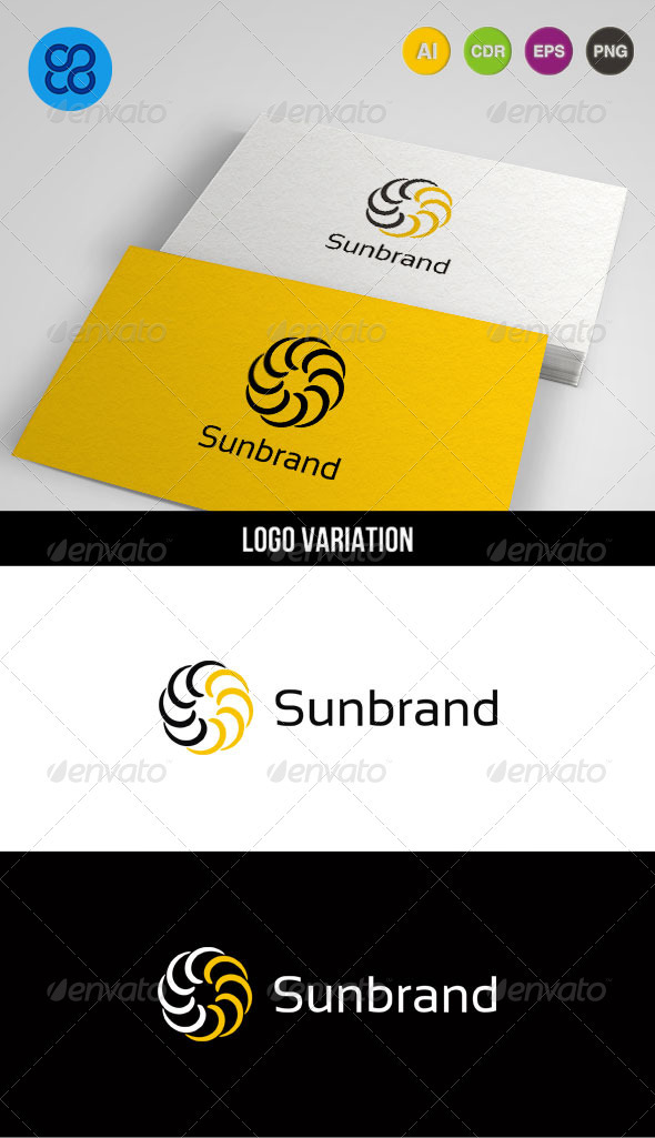 Sunbrand - Symbols Logo Templates