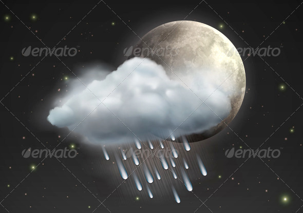 Weather Icon - Seasons/Holidays Conceptual