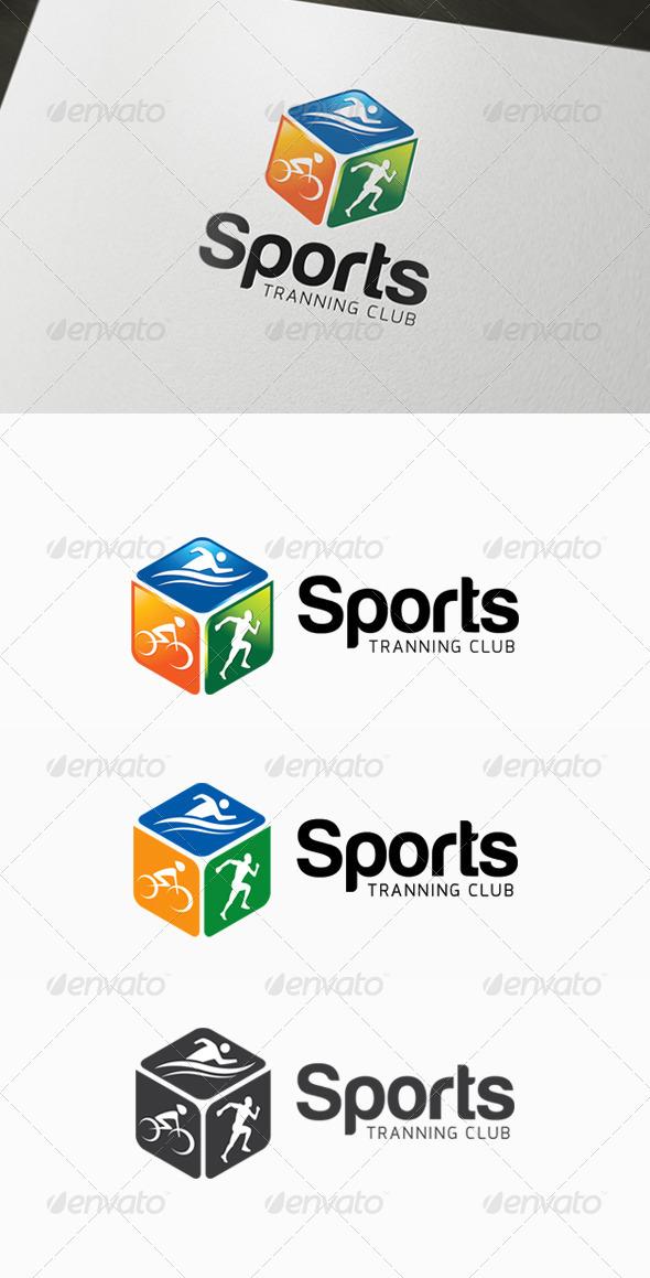 GraphicRiver Sports Logo 3569014