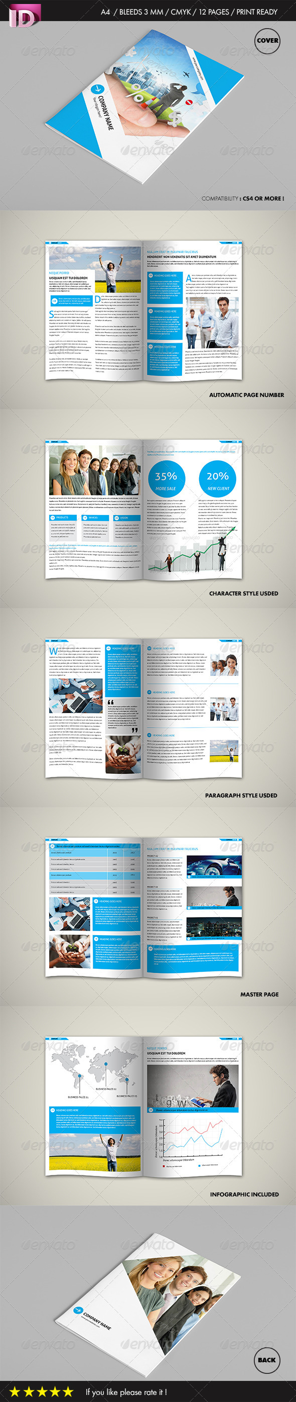 GraphicRiver Business Brochure Vol2 3570487