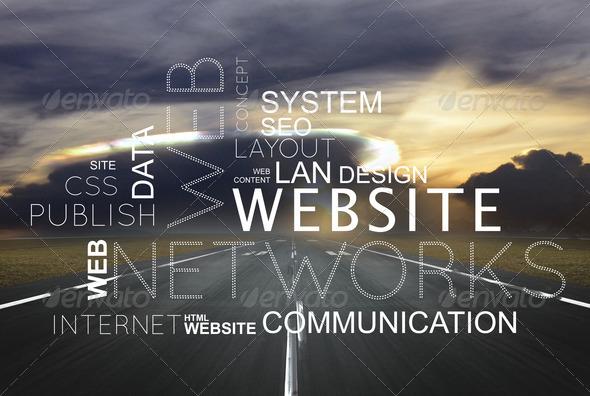 PhotoDune Website Networks 3570873