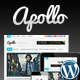 Apollo Modern Magazine Newspaper Template - ThemeForest Item for Sale