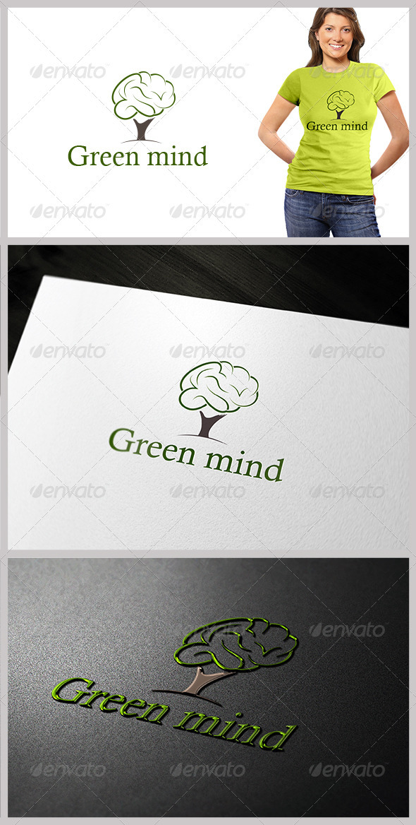 GraphicRiver Green Mind 3539842