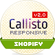 Callisto for Shopify – Premium Responsive Theme