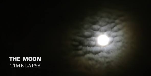 The Moon Time Lapse