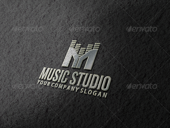 Music Studio Logo Template By Bolpent Graphicriver