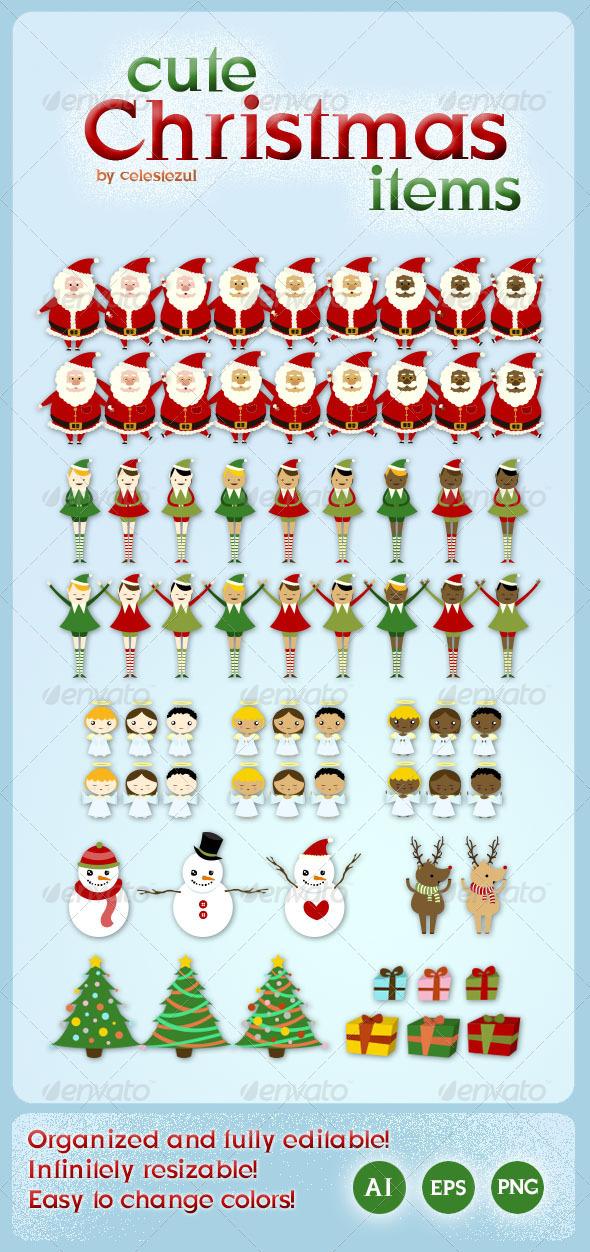 Cute Christmas Items