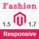 Fashion Magento Template - ThemeForest Item for Sale