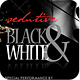 Seductive Black and White Party Flyer - GraphicRiver Item for Sale