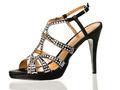 Bling bling ladies shoe