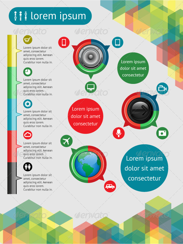 GraphicRiver Web Elements 3581020