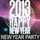 2013 Happy New Year - GraphicRiver Item for Sale