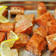 marinated salmon shashlik - PhotoDune Item for Sale