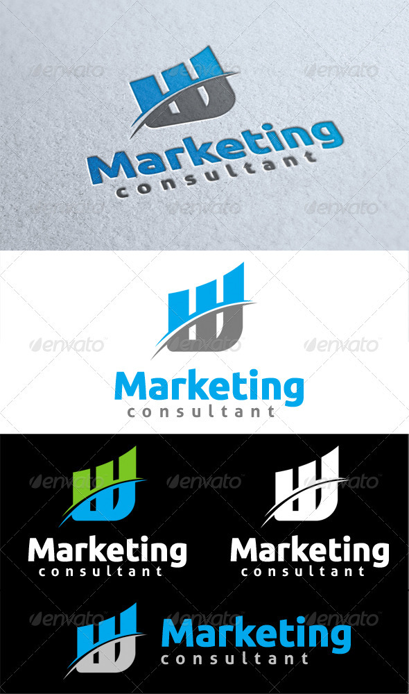 GraphicRiver Marketing Consultant 3393636