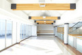 Office corridor. Sunlight. - PhotoDune Item for Sale