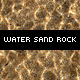 Water Sand Rock Textures - GraphicRiver Item for Sale