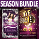 Top Season Party Bundle - GraphicRiver Item for Sale