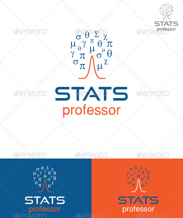 GraphicRiver STATS professor 3585437