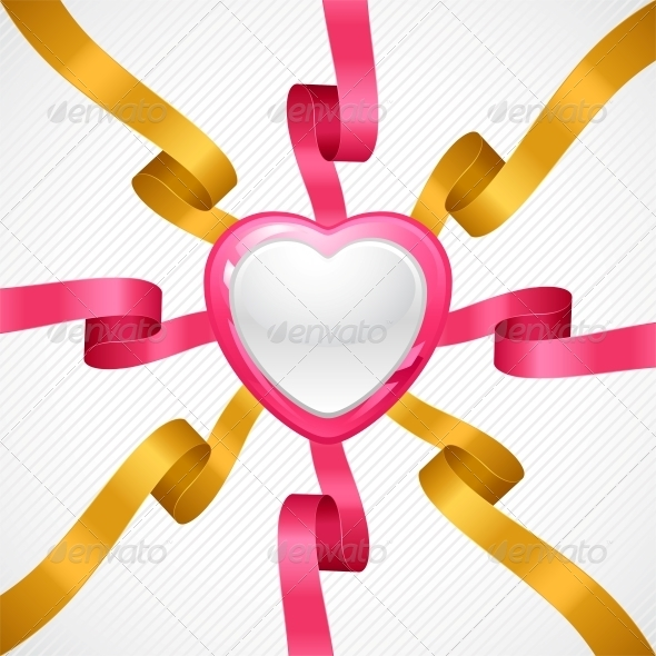 GraphicRiver Valentine s Day Vector Background 3587620