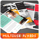 Multipurpose Corporate Flyers, Magazine Ads vol. 8 - GraphicRiver Item for Sale