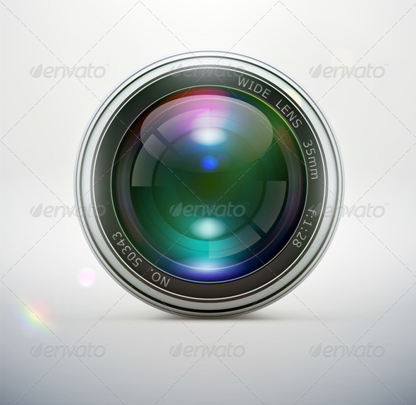 GraphicRiver Camera Lens 3590141