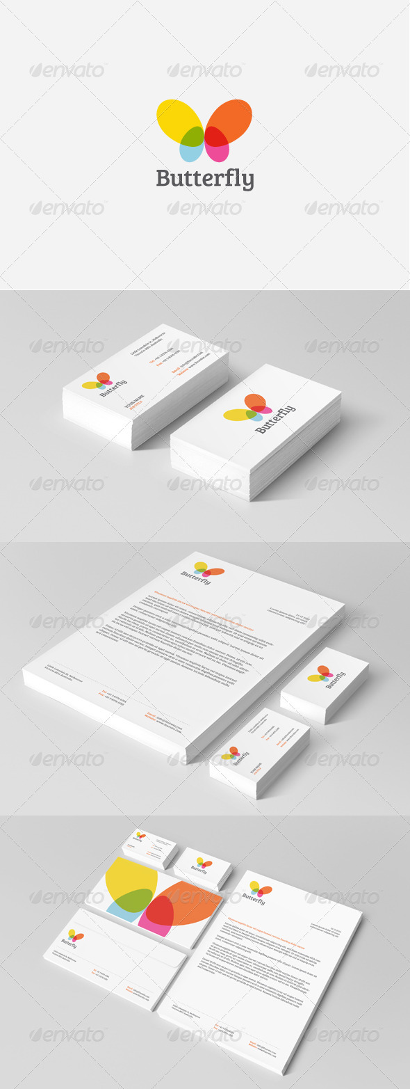 GraphicRiver Stationery and Identity Solutions 3591252
