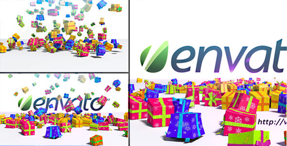 VideoHive Gift Opener 3591604