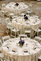 Set tables for an event